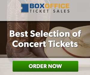 Find the best deals on Country Music tickets here!