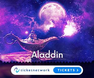 Aladdin Tickets