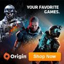 EA Games - Origin Powered by EA