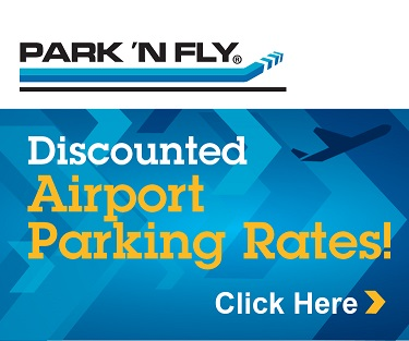 Discounted Airport Parking Rates!