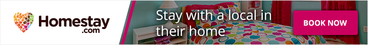 HomeStay - Book now to stay with a local in their home