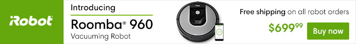 iRobot® Roomba 860 Vacuuming Robot
