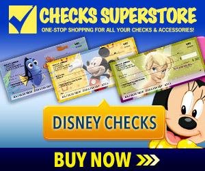 Disney Checks