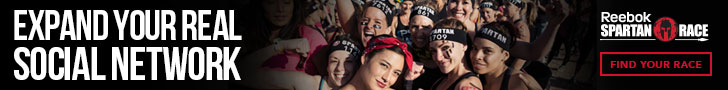 Expand Your Real Social Network. Register for a Reebok Spartan Race Today!