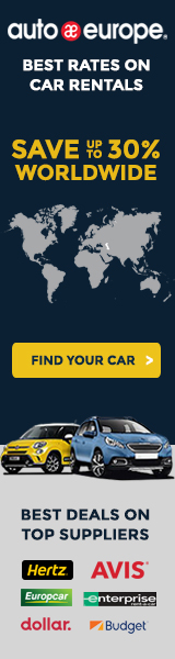 Save 30% on Car Rentals in Europe