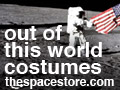One giant leap for Halloween, astronaut costumes