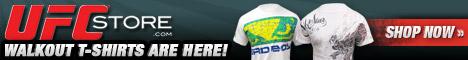 Get Official UFC Walkout T-Shirts