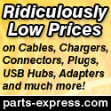Parts Express - New Digital Sales Flyer & Buyouts