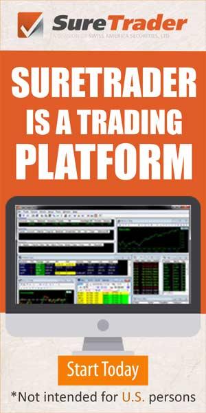 Suretrader  is a Trading Platform