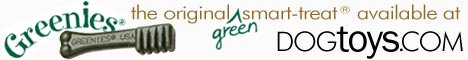 Greenies Available at DogToys.com
