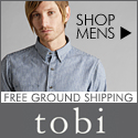 Shop Men's Clothing at Tobi!