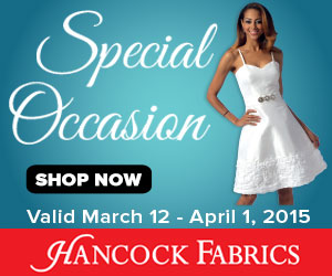 300x250 Special Occasion Items on Sale - Ends April 1st