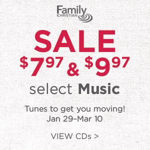 Family Christian Music Sale
