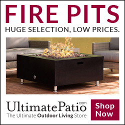 Check out Fire Pits at UltimatePatio.com!