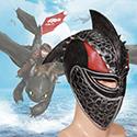 Xcoser Hiccup Helmet