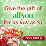 Give the Gift of All You for as low as $5
