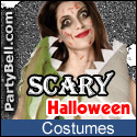 Halloween Scary Costumes - PartyBell.com