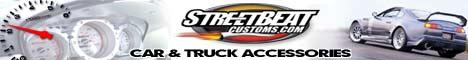 Custom and Performance Auto Accessories - StreetBeatOnline.com