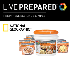 National Geographic by Live Prepared