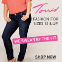 Free Shipping at Torrid 11/26-11/30