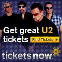 U2 Tickets from TicketsNow.com