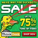Duckbot Sale!