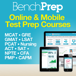 BenchPrep - Test preparation guaranteed to increase your score