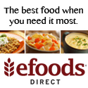 Efoods Direct @ Shop4Stuff -The Best Food When You Need It Most-Long Term Food