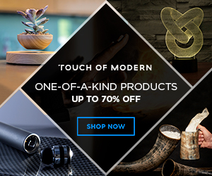 exclusive modern designs only at touchofmodern.com