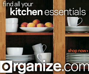Organize.com Sales and Closeouts