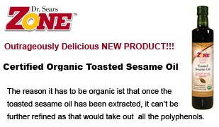 8/07 New Toasted Sesame Oil