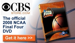 Official 2008 Final Four DVD