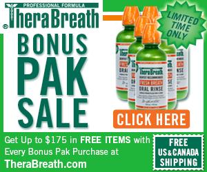 TheraBreath - America's #1 Premium Oral Care Brand
