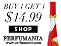 Perfumania - Buy One Get One $14.99 On Top Fragrances