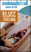 Swimsuitsforall.com 5$ OFF!!