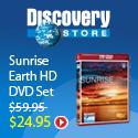 Sunrise Earth HD DVD set $24.95