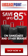 120x240 Samsonite Luggage