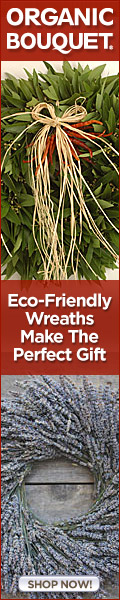 Eco-Friendly Wreaths Make the Perfect Gift