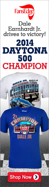Shop Dale Earnhardt Jr. 2014 Daytona Champion fan gear at FansEdge!