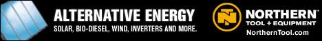 Alternative Energy At Northern Tool