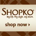 Shopko.com Banner Logo