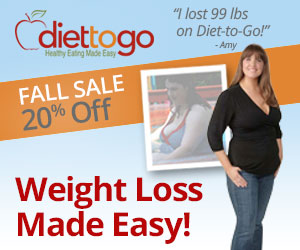 Summer Savings From Diet-to-Go