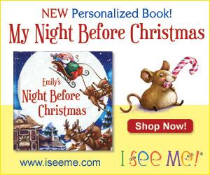 ISeeMe Christmas