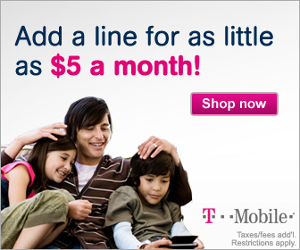 Stay Connected at T-Mobile Wireless