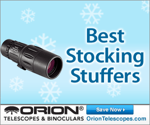 Look at stuff better -- get everything you need at Orion for less