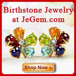 Jegem.com ~ 250x250 Birthstone Jewelry