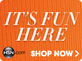 Surprising Savings for a limited time at HSN
