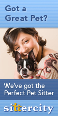 Got the perfect pet? We have the perfect petsitter