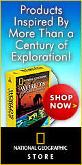 Shop National Geographic for Great Gifts for Him