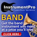 Buy band instruments at InstrumentPro.